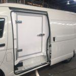 Insulated Vans